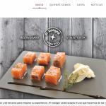 Web restaurantes El xampu sitges